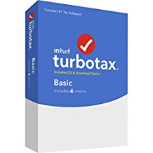 TurboTax Canada Basic for the 2016 Tax Year