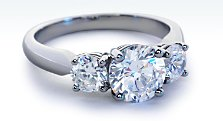 Blue Nile Canada Diamond engagement rings